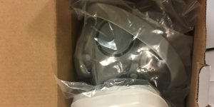 counterfeit 3M respirators